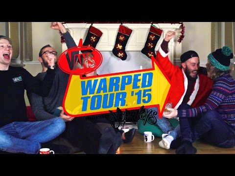 As It Is - Warped Tour 2015 Announcement!