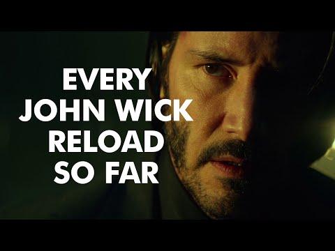 Every John Wick Reload So Far Youtube