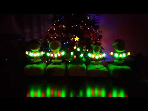 Hallmark Charlie Brown Christmas Ornaments full concert