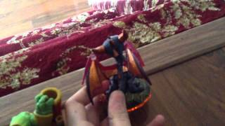 Skylanders battlegrounds part 8: almost to thumpback