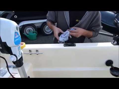 Assembly Scotty Rod Holder / Flush Deck Mount No. 244