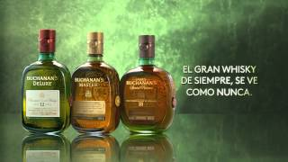 Buchanan's nueva botella