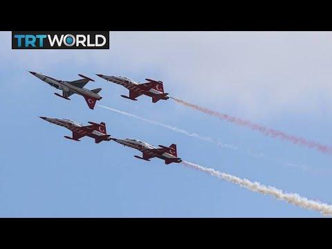 Teknofest 2019: Turkey's Latest Fighter Jet On Display
