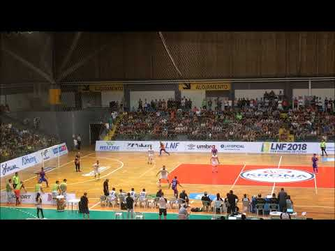 Liga Nacional: Blumenau Futsal 10x3 Shouse