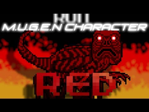Mugen Red Demonstration Youtube