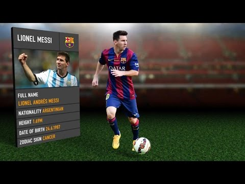 how to play like messi