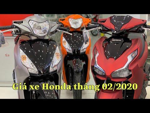 Winner X Trả Góp 0% Lãi & Giá Xe Máy Honda Tháng 02/2020 | MKT