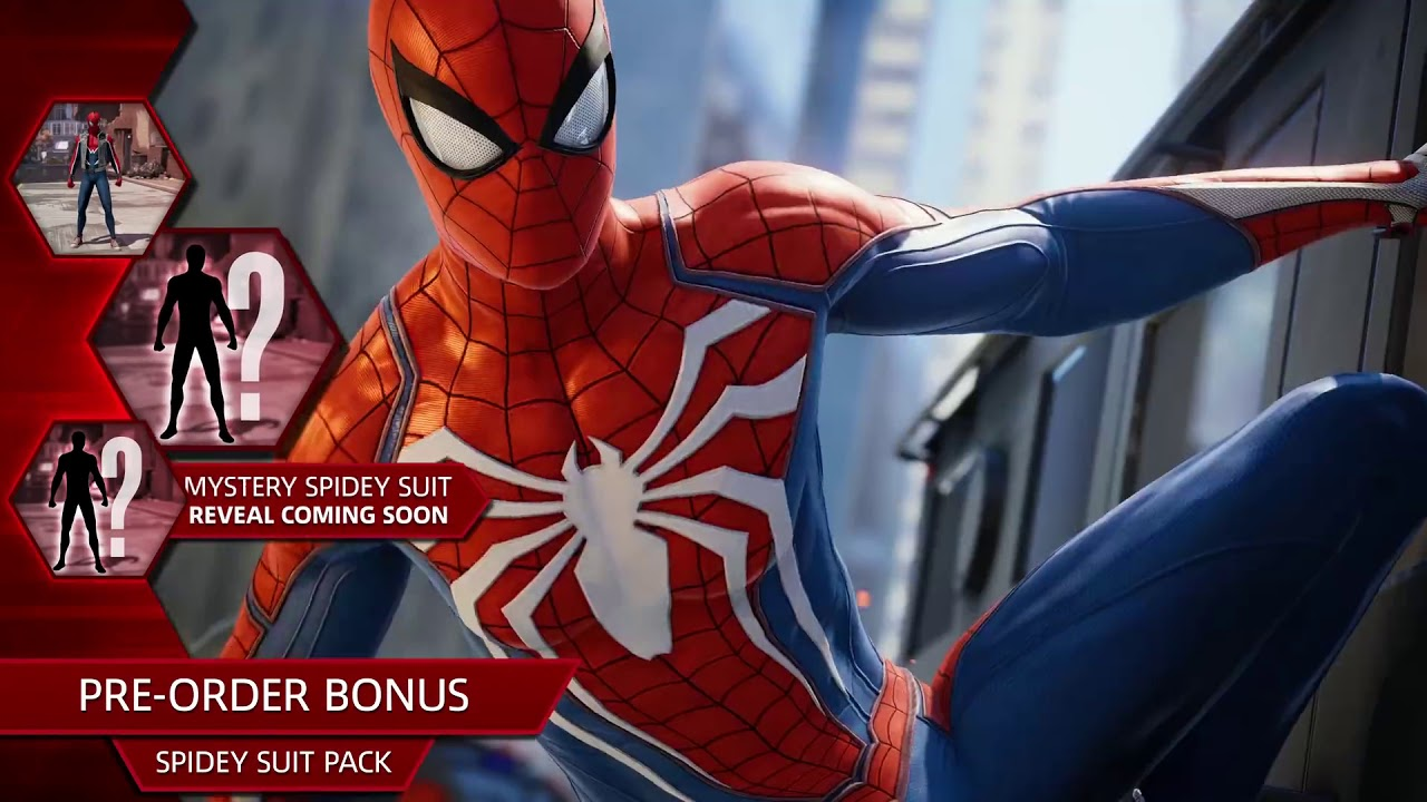 marvel's spider man ps4 release date trailer - youtube