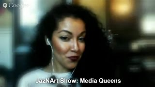 JAZnART Show: Media Queens [2/4] Thumbnail