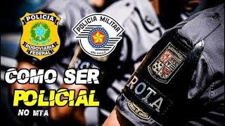 COMO SER POLICIAL NO MTA  BVO 2018