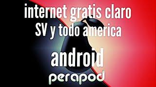 Internet gratis ilimitado (El salvador) solo  claro