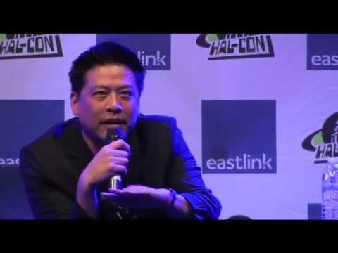 Hal-Con 2014 - Garratt Wang Q&A