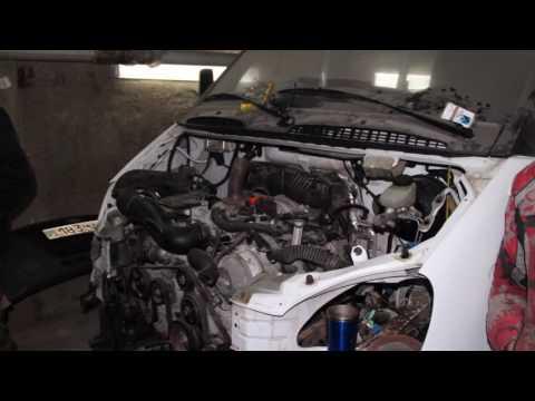 Свап газелей Караганда 2JZ vvt-i гараж 09 - Популярные видеоролики!
