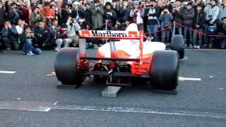 HONDA   F1  V12  sound