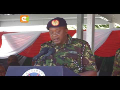 Kenyatta warns leaders against incitement