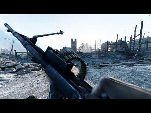BATTLEFIELD V - NEW MMG SHOWCASE - DARNE M1922 MG thumbnail