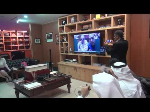 Padron 50th anniversary Humidor event kuwait