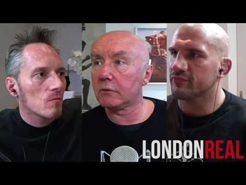 Irvine Welsh  Heroin in Scotland  London Real