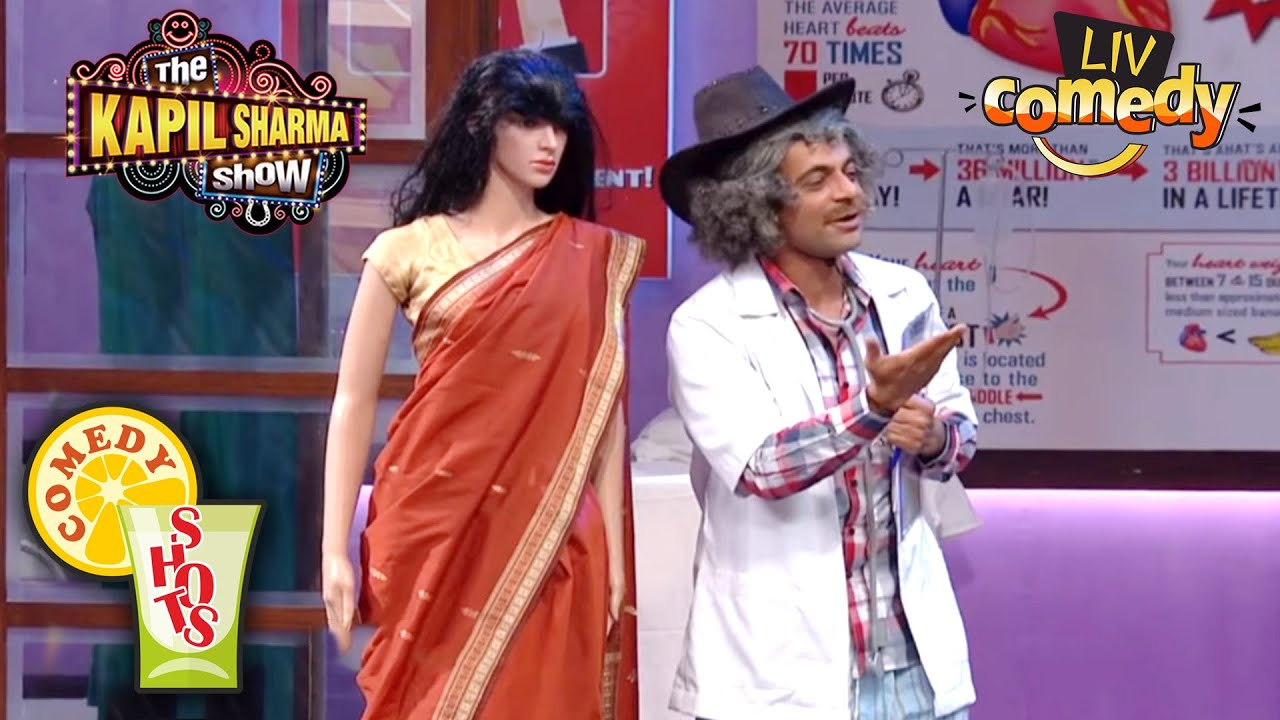 Dr. मशहूर गुलाटी का नया Profession!   The Kapil Sharma Show   Comedy Shots