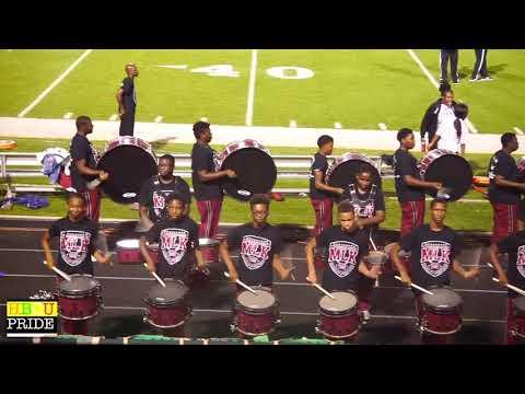 2018 Martin Luther King Jr. High (ATL) | MLK High Drumline