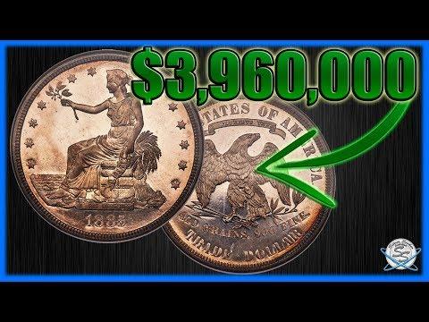 1885 Trade Dollar Sells For $3,960,000 At 2019 FUN Show!
