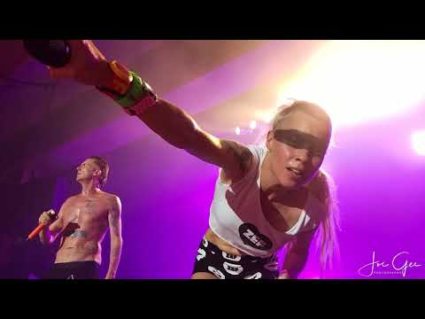 Front Row Die Antwoord Indianapolis 4K