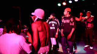 Stormin Stakk, Ms. Feleaseon & Big Bird (LIVE @ Riley