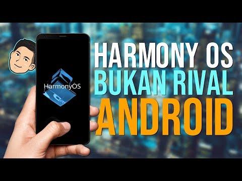 Bahas Harmony OS Huawei Yang Katanya PENGGANTI Android!   The Lazy News