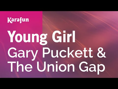 Karaoke Young Girl - Gary Puckett & The Union Gap * thumbnail
