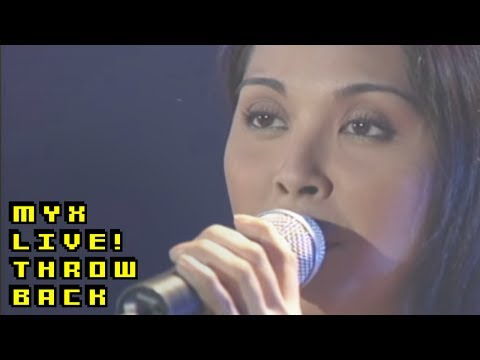 POPS FERNANDEZ - Don't Say Goodbye (MYX Live! Performance)