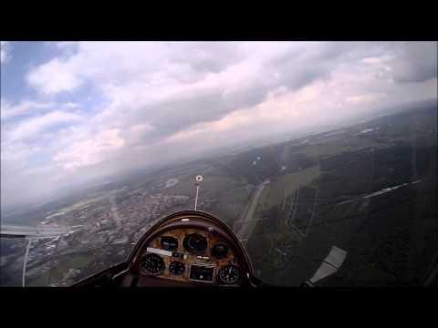 SZD-22 Mucha over Holic