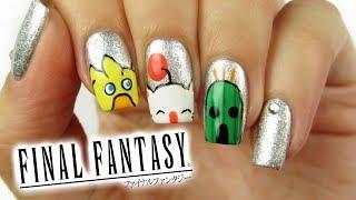 FINAL FANTASY NAILS | CutePlay Countdown #2!