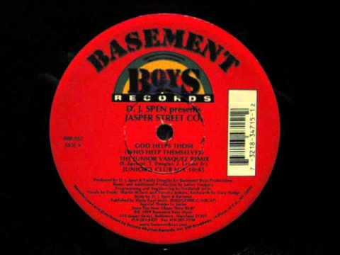 Jasper St.Co.God Helps Those (Who Help Themselves).Juniors Club Mix.Basement Boys ..