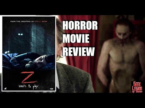 Z 2019 Keegan Connor Tracy Imaginary Friend Horror Movie Review By Geek Legion Of Doom Critics