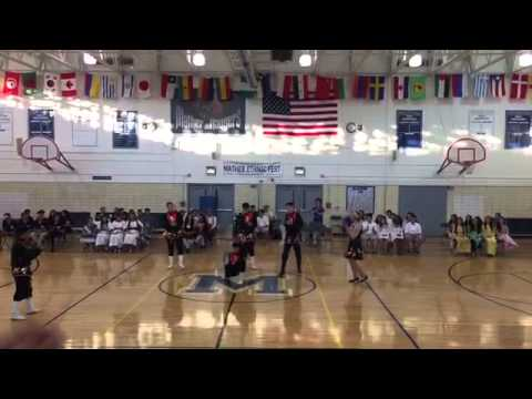 Mather Highschool - Russian Ethnic Dance