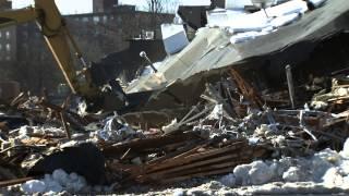 02 20 14 Bronx White Plains RD CVS demolition