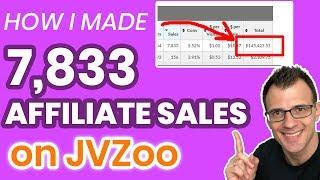 JVZoo Affiliate Marketing Tutorial, Make Money On JVZoo