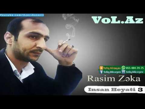 Rasim Zeka Insan Heyati 3 cu versiya Seir Qezeller