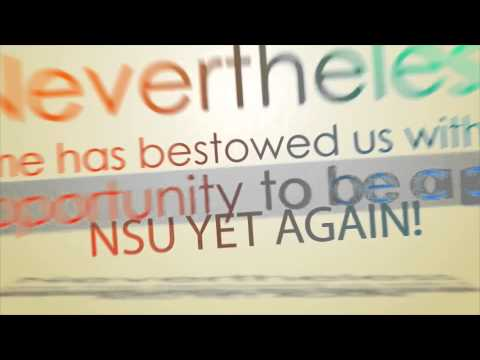 NSU Alumni Association Promo Video