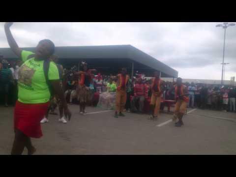 Amagudla Zashintsha Izinto live at Jozini