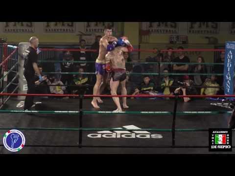 Giuseppe Bongiovanni vs Simone Podestà ,  STORM FIGHTING NIGHT 6