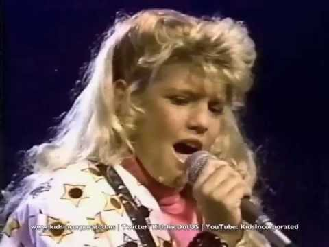 KIDS Incorporated - Restless (1986 - Fan Favorite) - YouTube