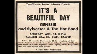 Genesis - CWRU Live April 14, 1973 (excerpts)