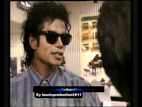 Michael Jackson Shopping 1987