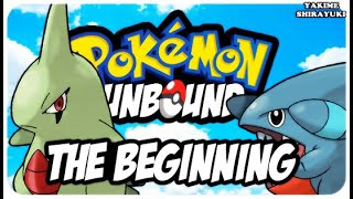 THE BEGINNING - POKEMON UNBOUND GBA WALKTHROUGH PART 1