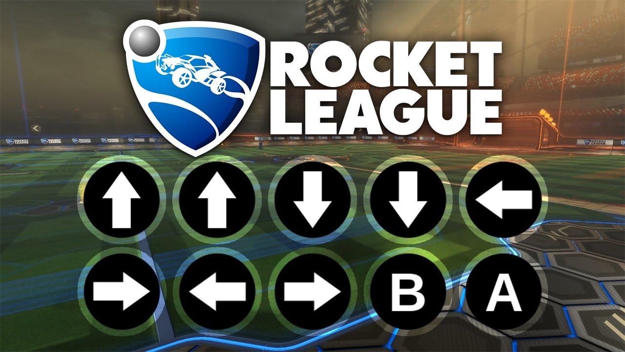 Rocket League Code Secret Code In Rocket League Youtube