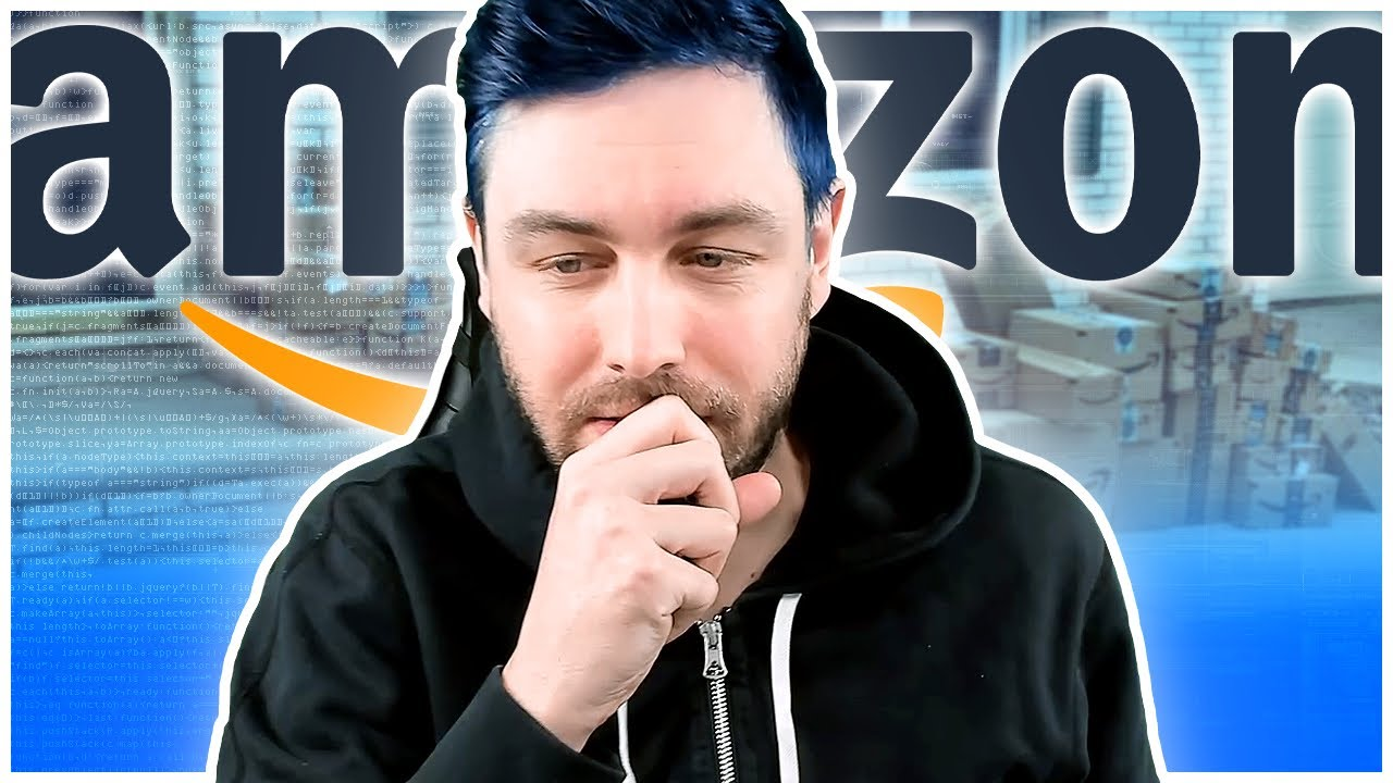 I Got Called A Terrorist By Amazon Scammers