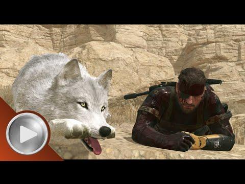Metal Gear Solid V: Brincando com o Jogo Zerado