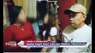 Panti Pijat Plus-plus Digerebek Satpol PP, Pelanggang Pria Hanya Pakai Celana Dalam - BIM 21/10