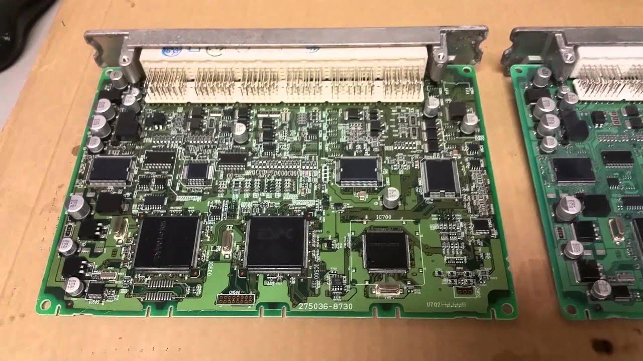 Toyota 1jz Wiring Diagram 1989 Gm Radio How To Program Lexus Ecu Immobilizer Key After Swap - Youtube